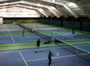 Indoor tennis courts (photo 5)